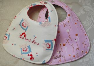 Sew a Baby Doll Bib for 10-20 - Online Sewing Patterns and Tutorials